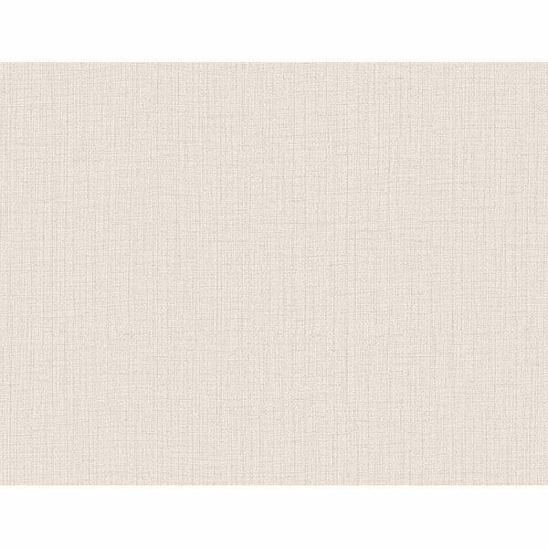 Picture of Oriel Cream Fine Linen Wallpaper