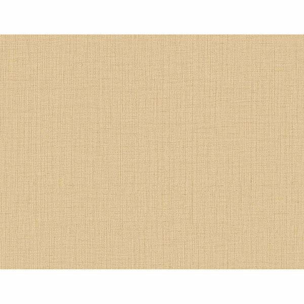 Picture of Oriel Wheat Fine Linen Wallpaper