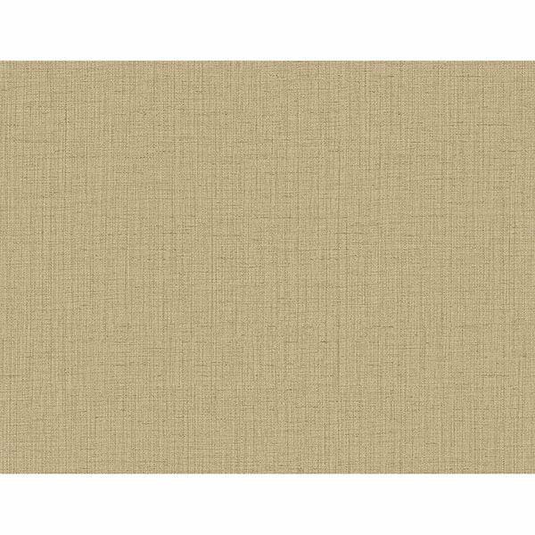 Picture of Oriel Khaki Fine Linen Wallpaper