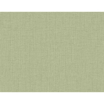 Picture of Oriel Light Green Fine Linen Wallpaper