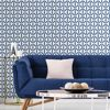 Indigo Mood Peel and Stick Wallpaper