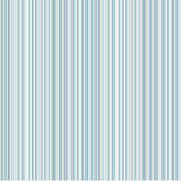 Picture of Martinez Blue Striped Wallpaper