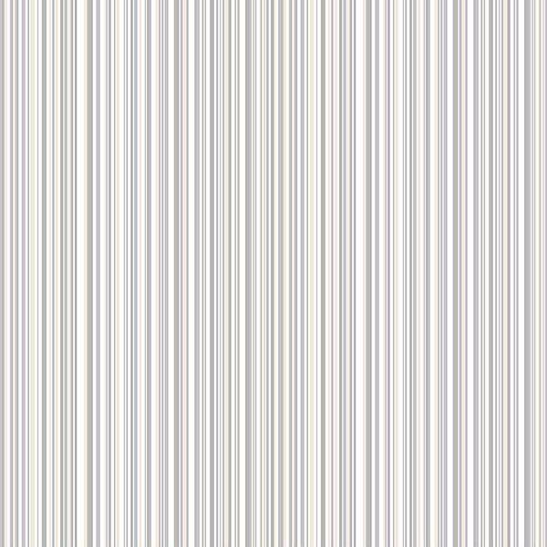 Picture of Martinez Cream Striped Wallpaper