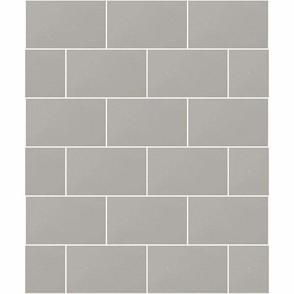 Picture of Joan Taupe Tile Wallpaper