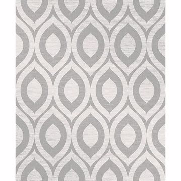 Picture of Rimini Grey Geometric Wallpaper