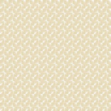 Picture of Stockholm Gold Geometric Wallpaper