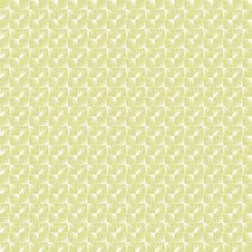 Picture of Stockholm Lime Geometric Wallpaper