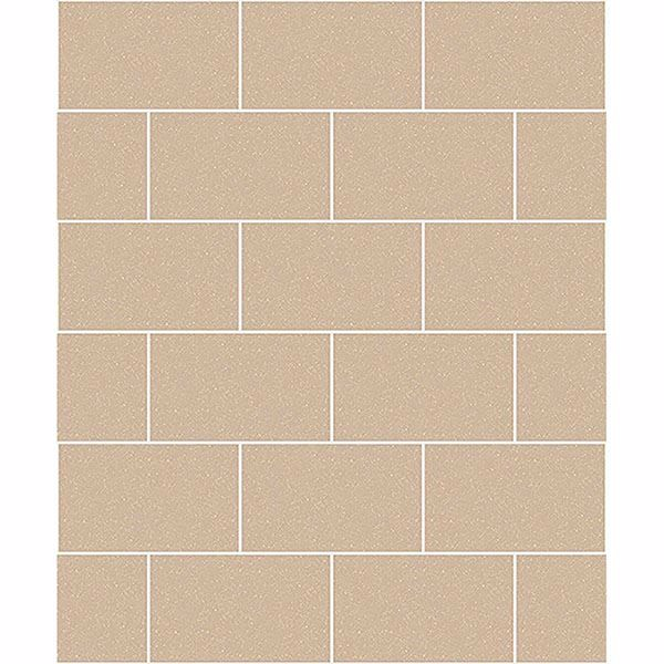 Picture of Joan Wheat Tile Wallpaper