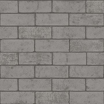 Picture of Kirsten Dove Industrial Brick Wallpaper