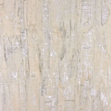Picture of Lindens Cream Wood Wallpaper