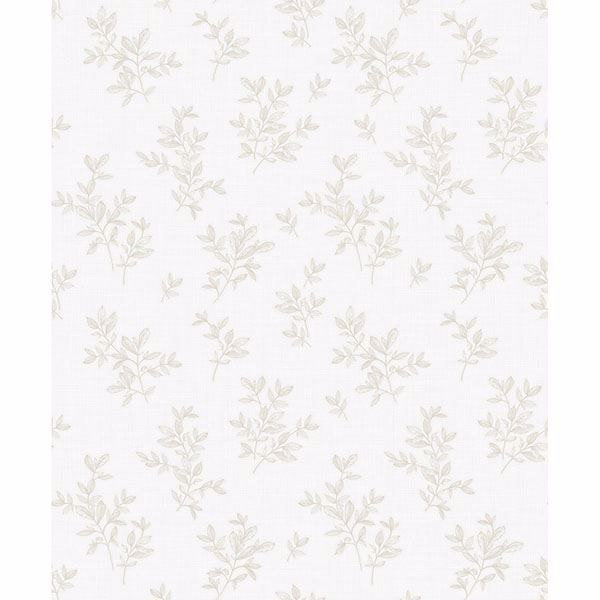 Picture of Pothos Ivory Toss Wallpaper