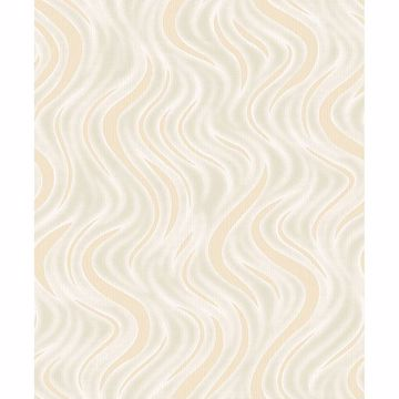 Picture of Roxie Gold Wave Wallpaper