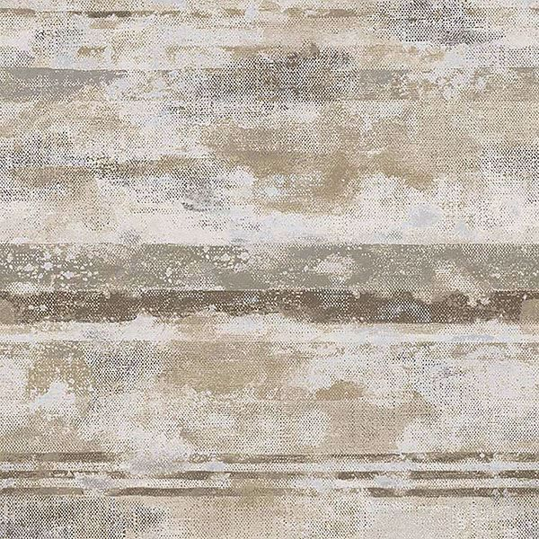 Picture of Abigal Beige Stripe Wallpaper