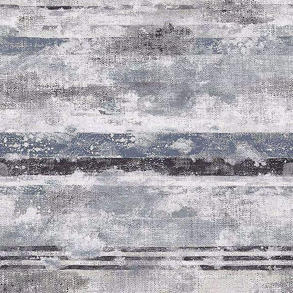 Picture of Abigal Taupe Stripe Wallpaper