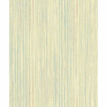 Picture of Audrey Pastel Stripe Texture Wallpaper