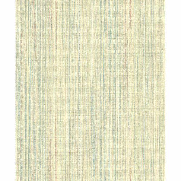Picture of Audrey Pastel Stripe Texture Wallpaper
