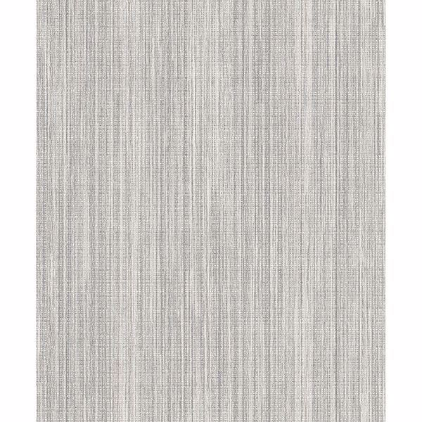 Picture of Audrey Taupe Stripe Texture Wallpaper