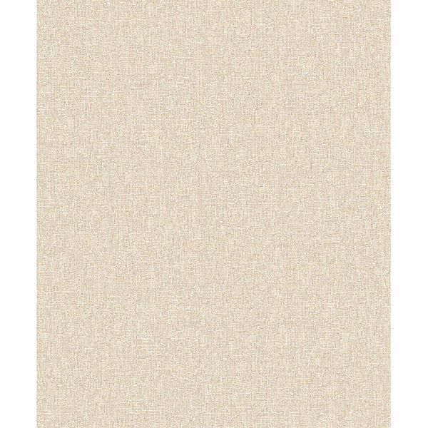 Picture of Vivian Wheat Linen Wallpaper