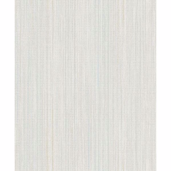 Picture of Audrey Wheat Stripe Texture Wallpaper
