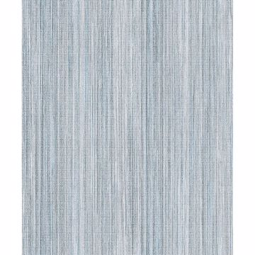 Picture of Audrey Teal Stripe Texture Wallpaper