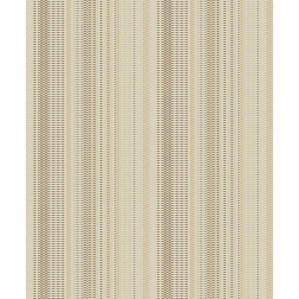 Picture of Morgen Gold Stripe Wallpaper