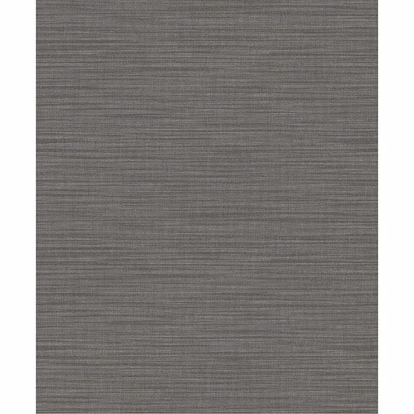 Picture of Ashleigh Taupe Linen Texture Wallpaper