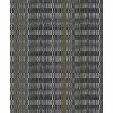 Picture of Morgen Charcoal Stripe Wallpaper