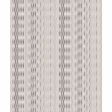 Picture of Morgen Pearl Stripe Wallpaper