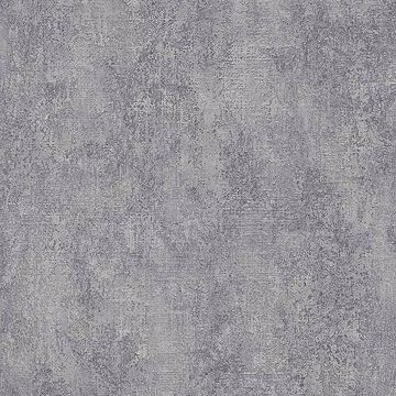 Picture of Ariana Pewter Texture Wallpaper