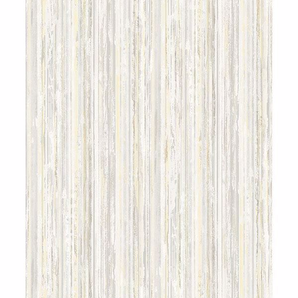 Picture of Savanna Sage Stripe Wallpaper