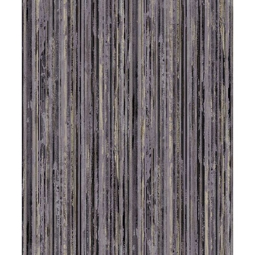 Picture of Savanna Black Stripe Wallpaper