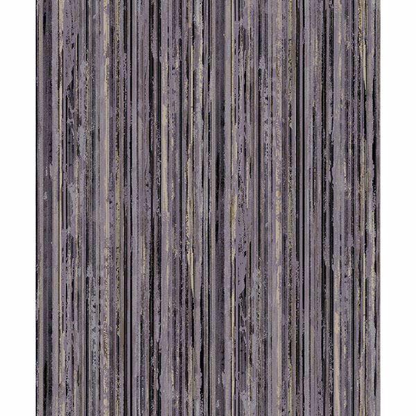 Picture of Savanna Black Stripe Wallpaper