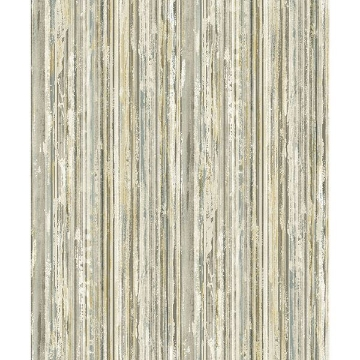 Picture of Savanna Olive Stripe Wallpaper