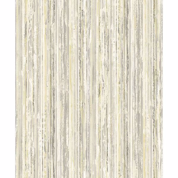 Picture of Savanna Taupe Stripe Wallpaper