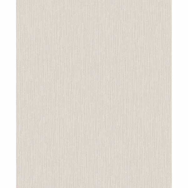Picture of Kora Ivory Stria Wallpaper