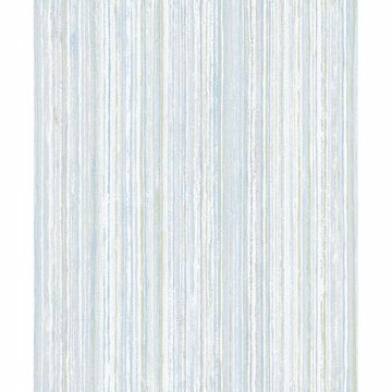 Picture of Grace Green Stripe Wallpaper