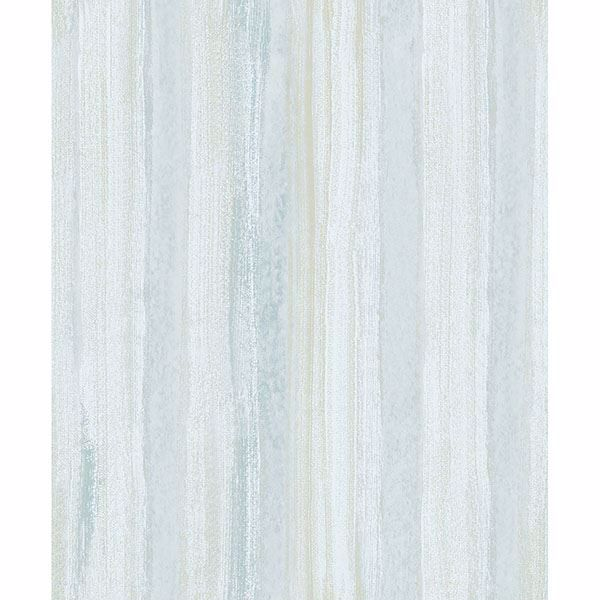 Picture of Donella Light Blue Stripe Wallpaper