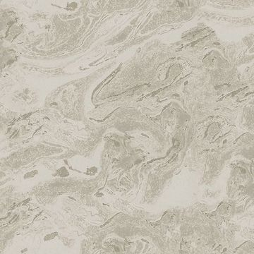 Picture of Reyne Taupe Marble Wallpaper