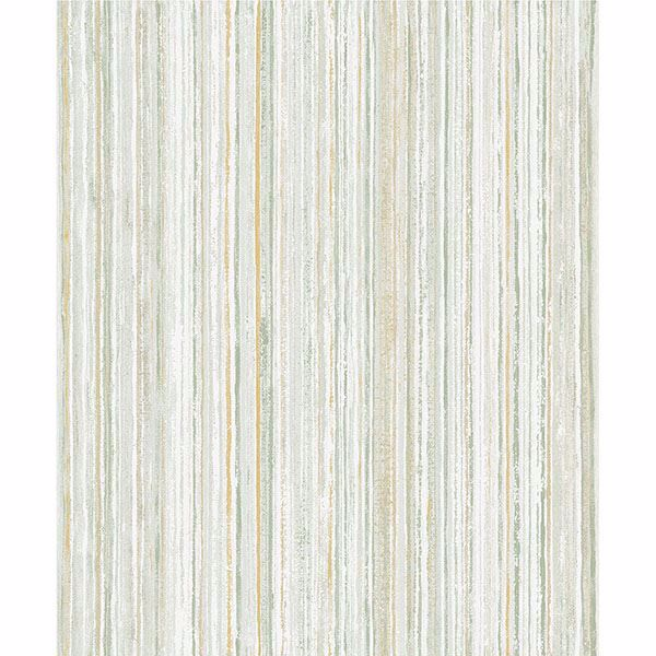 Picture of Grace Blue Stripe Wallpaper