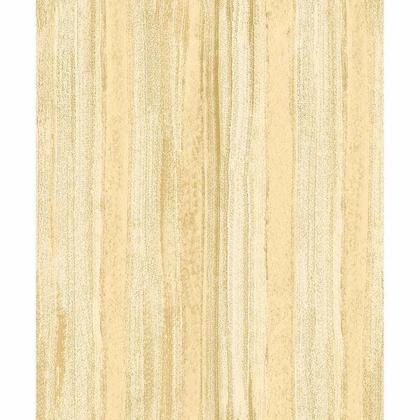 Picture of Donella Yellow Stripe Wallpaper