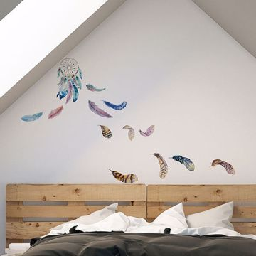 Picture of Celestial Dreamcatcher Wall Decals