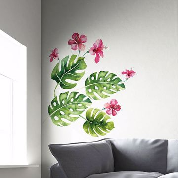 Picture of Tropical Wall Decals