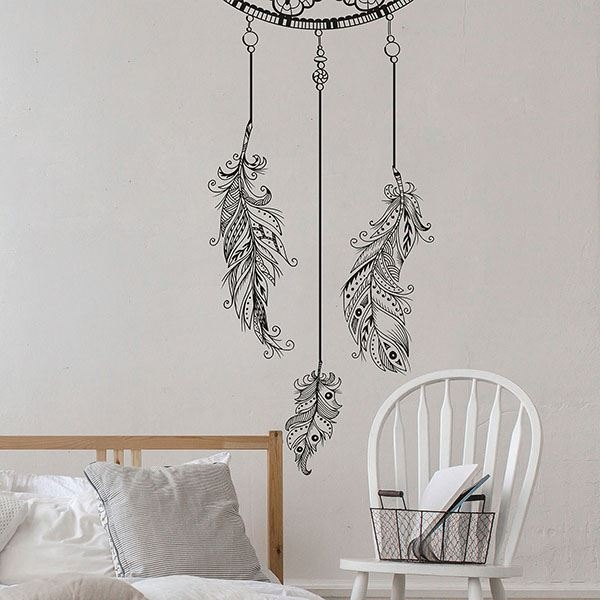 Picture of Dreamcatcher Wall Decals