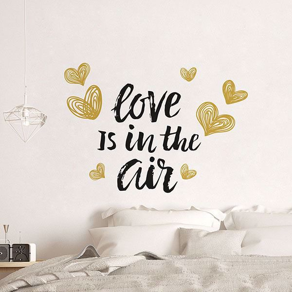 Picture of Air Wall Quote Decals