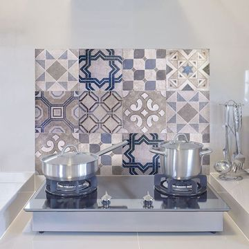 Picture of Vintage Tiles Kitchen Panels