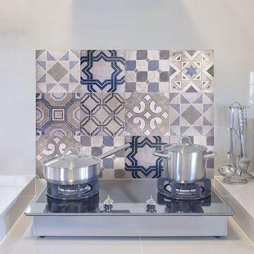 Picture of Vintage Tiles Kitchen Panels