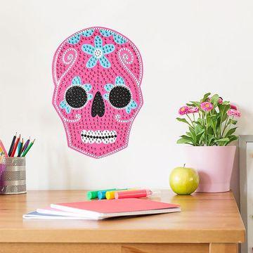 Picture of Sugar Skull Bling Art