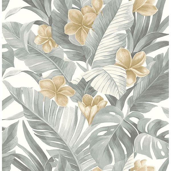 Picture of Neutral Paradise Peel and Stick Wallpaper
