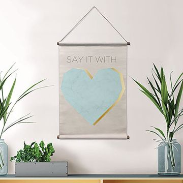 Picture of Say It Wall Tapestry