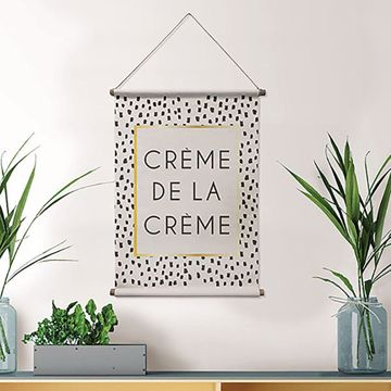 Picture of Creme De La Creme Wall Tapestry